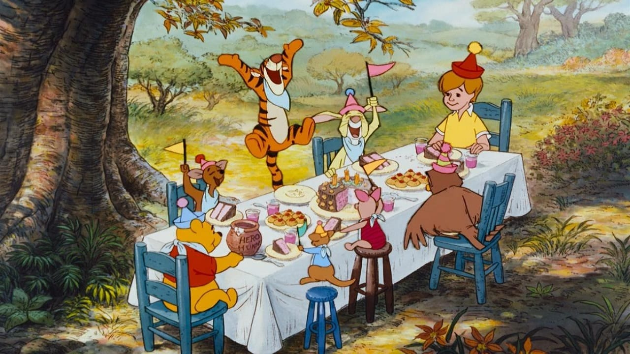 watch the many adventures of winnie the pooh online free