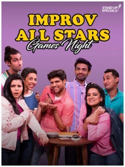 Improv All Stars: Games Night